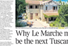 Why Le Marche may be the next Tuscany